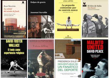 Diez libros en torno al deporte