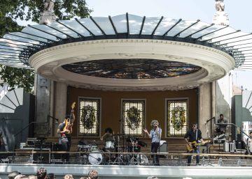 La música inunda el corazón de Bilbao