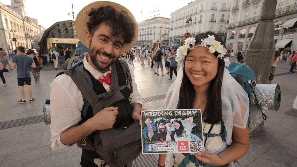 Chiclana y Taiwán unidas por amor