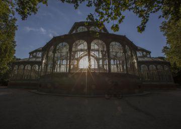 Historia de los parques madrileños