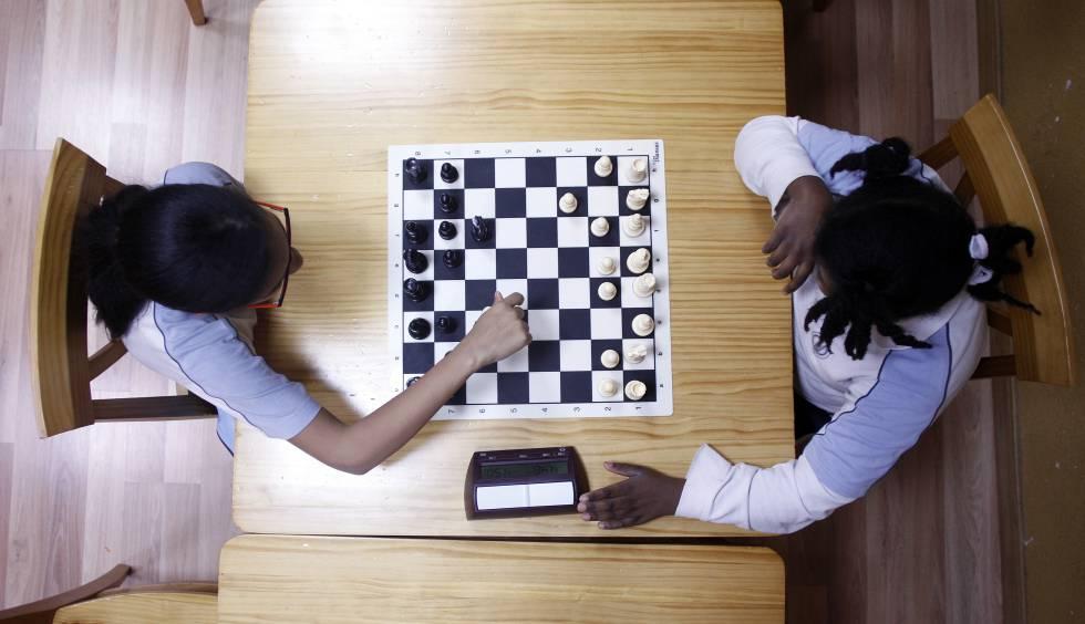 Las personas tienden a minusvalorar sus habilidades al competir contra un buen adversario.