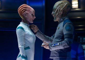 El fundador de Amazon es un alienígena en 'Star Trek: más allá'