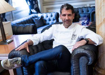"""Paco Roncero: """"La tele ha hecho que los niños quieran ser cocineros"""""""