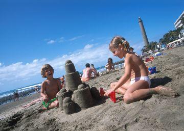 Las 5 mejores playas para ir con niños