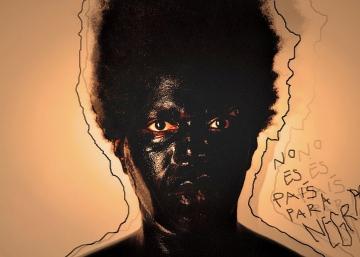 España no es país para negras
