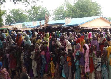 Desastre sanitario en el estado nigeriano de Borno