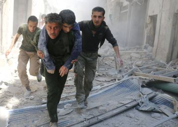 Un Pokémon como reclamo para prestar atención a los niños de Siria