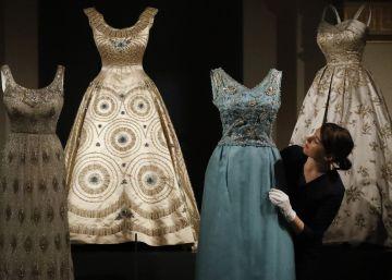 Los vestidos de Isabel II