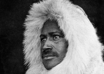 El negro que puso el primer pie en el polo norte