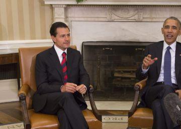 Directo: Peña Nieto con Obama