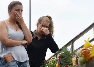 Homenajes a las víctimas del tiroteo en Múnich