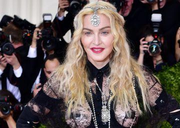 Madonna, el pasado mayo en la gala del Met en Nueva York.