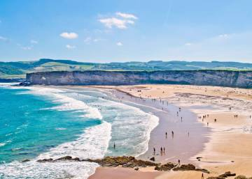 Spain's top-ten beaches
