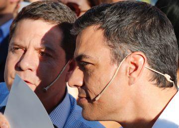 El agonismo de los barones del PSOE
