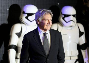 Harrison Ford pudo haber muerto en el rodaje de Star Wars