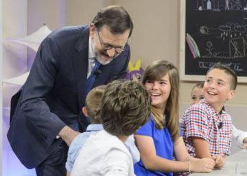 Los niños no quieren ser políticos de mayores