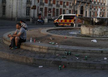 Suciedad en Madrid