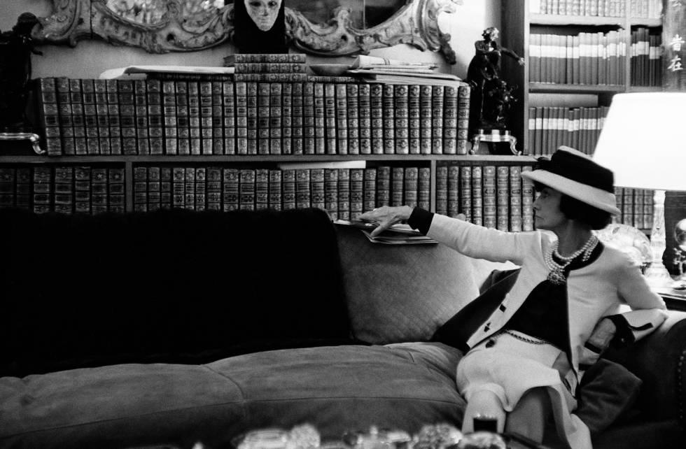 Retrato de Gabrielle Chanel de julio de 1962.rn rn
