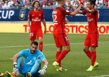 Real Madrid - PSG, en imágenes