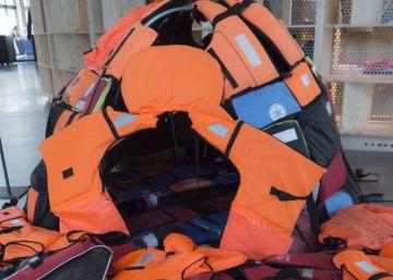 De chaleco salvavidas a tienda de campaña