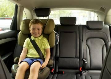 Las sillas a contramarcha en el coche son mucho m s for Sillas automovil ninos