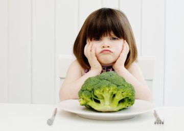 ¿Por qué a los niños no les gusta la verdura ni el pescado?