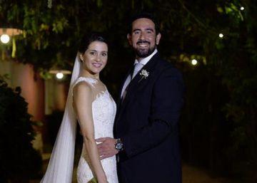 Inés Arrimadas se casa en Jerez con un exdiputado de Convèrgencia