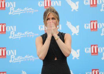 Otra lección de Jennifer Aniston: el vídeo con sus emotivas palabras sobre la tristeza
