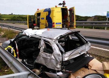 ¿Bajan los accidentes por los controles de la DGT o por la prudencia de los conductores?