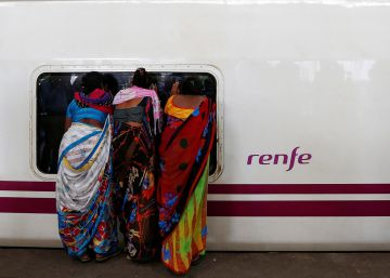 Talgo: de Nueva Delhi a Bombay en cuatro horas menos