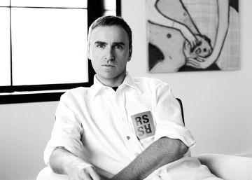 Raf Simons, nuevo responsable de Calvin Klein