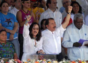 Daniel Ortega y Rosario Murillo, la pareja presidencial