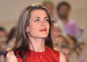 Carlota Casiraghi, 30 años ante los focos