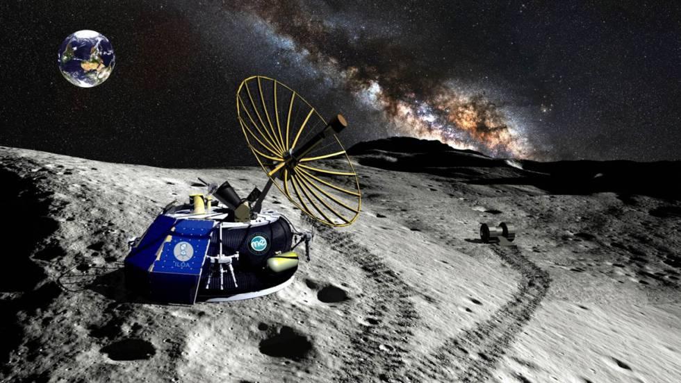 EUA aprovam a primeira missão privada à Lua
