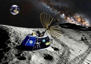 EE UU aprueba la primera misión privada a la Luna