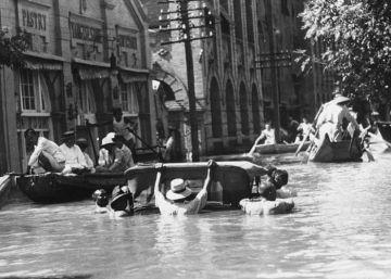 El mítico diluvio chino fue real