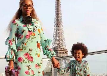 El vídeo de Beyoncé que te va a convertir en fan de su hija