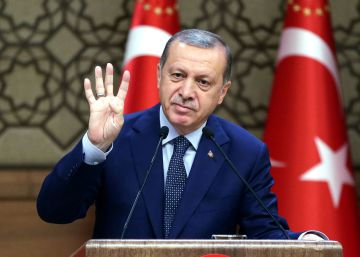 Excesos de Erdogan