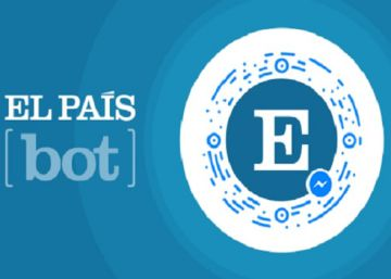 El robot de Facebook de EL PAÍS amplía sus servicios