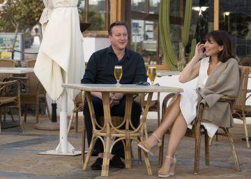 Las lujosas y polémicas vacaciones de la familia Cameron