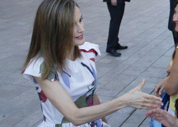 La reina Letizia cambia a Felipe Varela por Juan Vidal