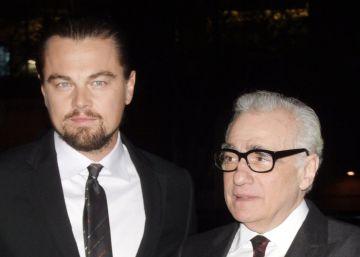 DiCaprio y Scorsese se alían contra el cambio climático