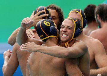 La primera victoria de España en waterpolo y otras imágenes de la mañana en Río