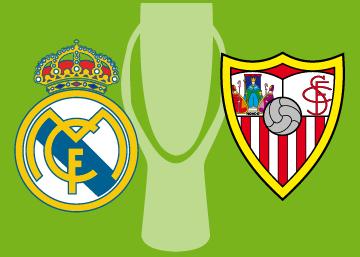 El Real Madrid gana la Supercopa de Europa en la prórroga