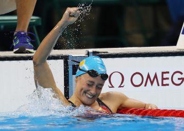 Juegos Olímpicos de Río 2016, día 5