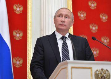 Putin, el afortunado