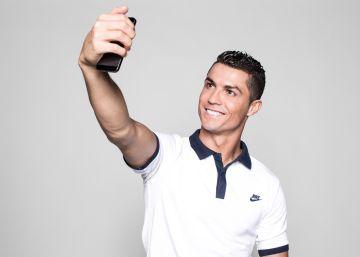 Un selfie con Cristiano Ronaldo para cambiar la vida de miles de niños