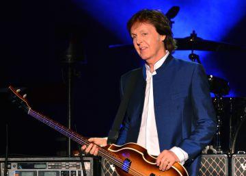 Paul McCartney confiesa que le gustó trabajar con Kanye West
