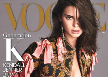'Vogue' confirma a Kendall Jenner como la modelo del momento