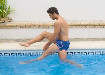 Vídeo| El reto de los 4 minutos: por qué en la piscina ya no me duelen las rodillas
